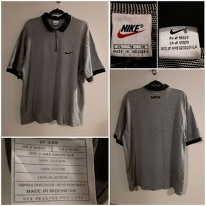Nike Mens(XL) Vintage Polo Golf Shirt